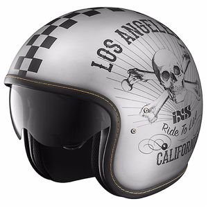 Casque Ixs Hx78 California