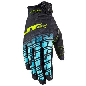 Gants Cross Jt Racing Hyperlite Echo Black/ice/chartreuse