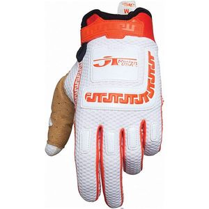 Gants Cross Jt Lifeline Blanc Orange