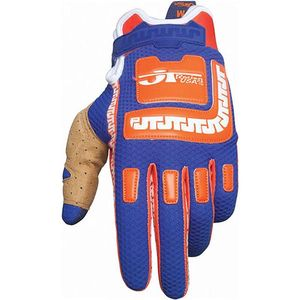 Gants Cross Jt Lifeline Orange Bleu