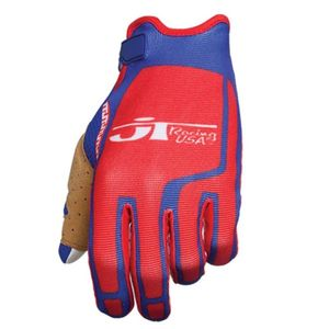 Gants Cross Jt Flex Feel Bleu Rouge