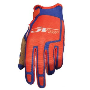 Gants Cross Jt Flex Feel Orange Bleu