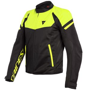Blouson BORA AIR TEX  Black/Fluo Yellow