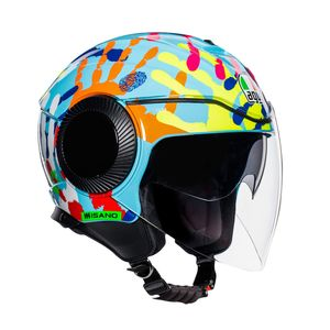 Casque ORBYT - MISANO  Multicolore