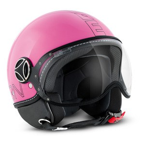 Casque FIGHTER GLAM ROSE  Rose