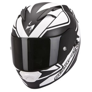 Casque Scorpion Exo Exo-1200 Air - Freeway Noir/blanc