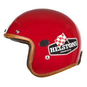Casque FLAG  Bordeaux