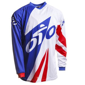 Maillot Cross Kenny Destockage Patriotic - Serie Limitee 2015