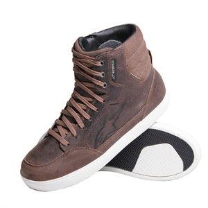 Baskets J-6 WATERPROOF  Brown