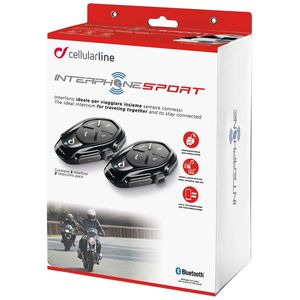 Intercom SPORT TWIN PACK