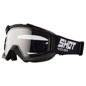 Masque cross IRIS ENDURO - BLACK MATT 2021 Black
