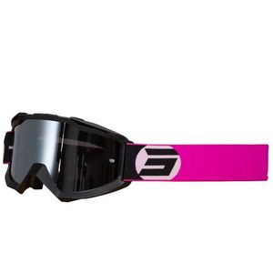 Masque cross Shot IRIS - SYMBOL - BLACK PINK MATT 2021