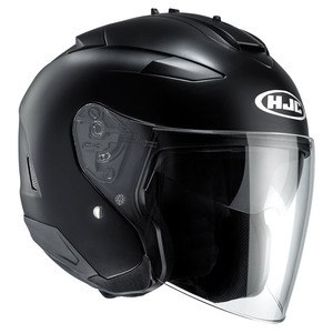 Casque IS 33 II - SEMI MAT  Noir