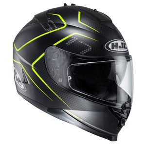 Casque IS 17 - LANK  Noir/Jaune
