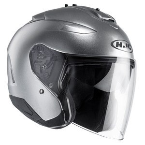 Casque IS 33 II - SEMI MAT  Silver