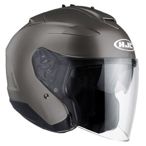 Casque IS 33 II - SEMI MAT  Titanium