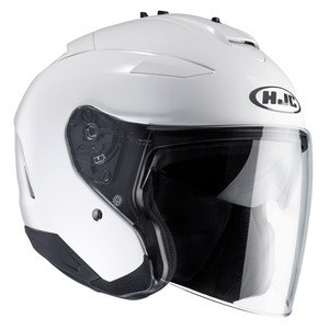Casque IS 33 II - METAL  Blanc