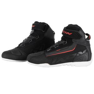 Baskets ASSAULT EVO  Noir/Blanc/Rouge