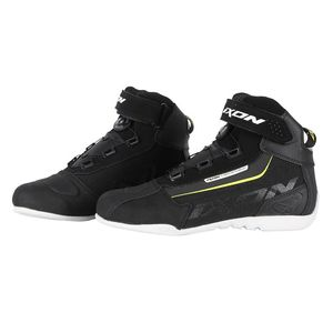 Baskets ASSAULT EVO  Noir/Jaune