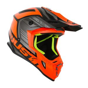 Casque cross J38 BLADE ORANGE/BLACK GLOSS 2020 Orange/Black