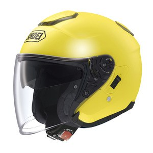 Casque J-CRUISE - METAL  Jaune