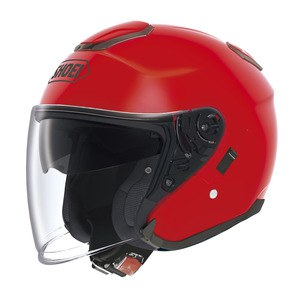 Casque J-CRUISE - METAL  Rouge