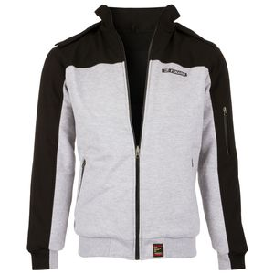 Sweat JACK  Noir/Gris