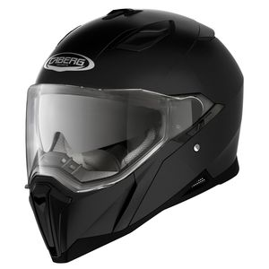 Casque JACKAL MATT  Black mat