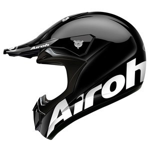 Casque cross JUMPER COLOR 2013 Noir brillant