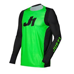 Maillot cross J-FLEX ARIA FLUO GREEN / BLACK 2020 Fluo Green/Black
