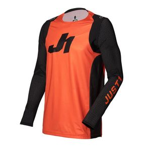 Maillot cross J-FLEX ARIA ORANGE / BLACK 2020 Orange/Black