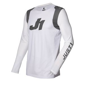 Maillot cross J-FLEX ARIA WHITE / GREY 2020 White//Grey