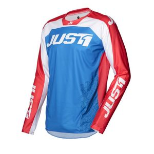 Maillot cross J-FORCE TERRA BLUE / RED / WHITE 2020 Blue/Red/White