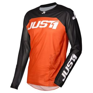 Maillot cross J-FORCE TERRA BLACK / ORANGE 2020 Black/Orange