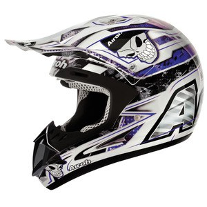 Casque cross JUMPER MISTER X  Bleu