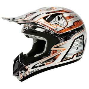 Casque cross JUMPER MISTER X  Orange