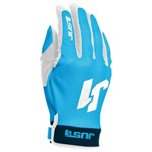 Gants cross J-FLEX BLUE / WHITE 2020 Blue/White