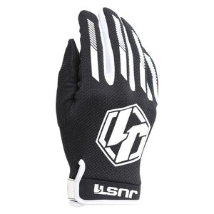 Gants cross J-FORCE BLACK 2020 Black