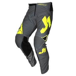 Pantalon cross J-FLEX ARIA DARK GREY / FLUO YELLOW 2020 Dark Grey/Yellow Fluo