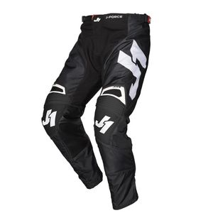 Pantalon cross J-FORCE TERRA BLACK / WHITE 2020 Black/White