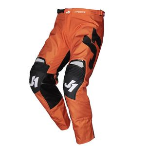 Pantalon cross J-FORCE TERRA ORANGE / BLACK 2020 Orange/Black