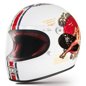 Casque Premier Trophy - Pin Up