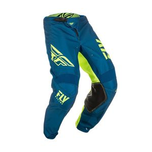 Pantalon Cross Fly Kid Kinetic Shield - Navy Hi-vis 2019