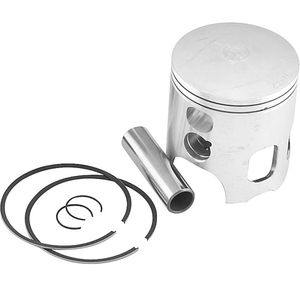 Kit piston Complet forgé côte C Bi-segment