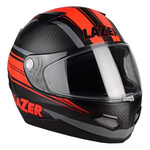 Casque KITE ARROW PURE CARBON  Noir/Orange