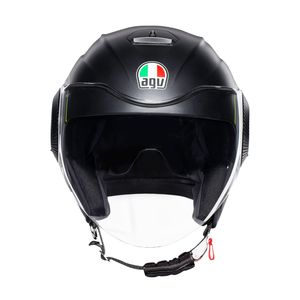 Casque ORBYT - MATT  Matt black