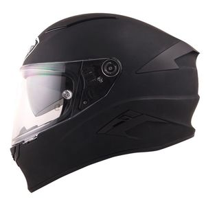 Casque SPEEDSTAR - PLAIN - MATT  Matt black