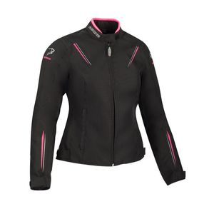 Blouson LADY MERYL  Black/Fuschia