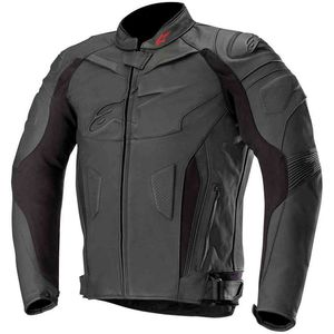 Blouson GP PLUS R V2 FULL BLACK  Black