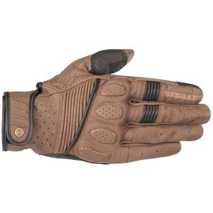 Gants CRAZY EIGHT  Brown/Black
